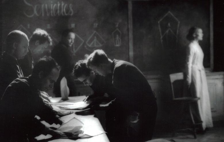 Institut Bejamenta(1995) dir. Brothers Quay