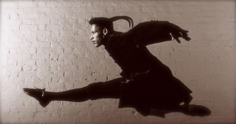 Kenneth Tharp in 'Orfeo'(1989)©Chris Nash