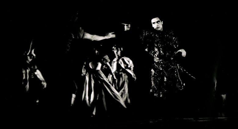 Irek Mukhamedov in 'Othello'(1994)