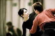 Rushes Rehearsal Tamara Rojo and Tom Whitehead @Johan Persson