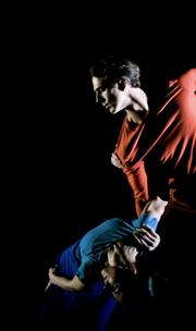 Alba Nadal &  Nehemiah Kish in Eidolon(2010)©Costin Radu  arch