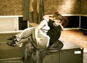 Clemmie Sveaas and Matthew Hart in 'The Anatomy of the Storyteller'(2004)©John Robinson