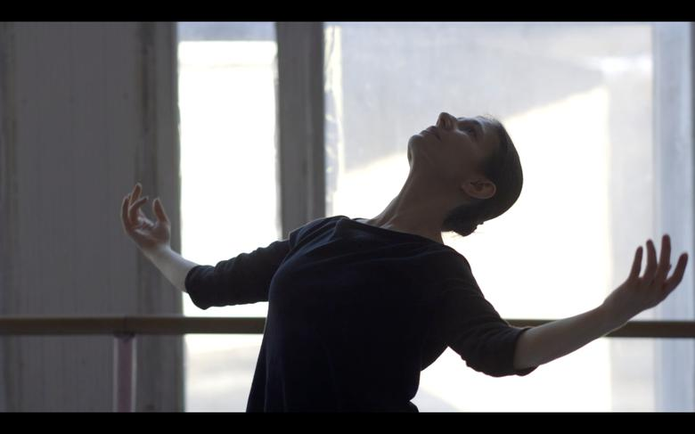 Kiev - film with Alina Cojocaru