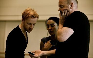 Goldberg Rehearsal@Ben Delfont